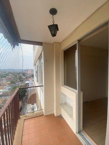 Engenho de Dentro - Apartamento com varanda, 2 quartos e vaga de garagem. - Foto 4