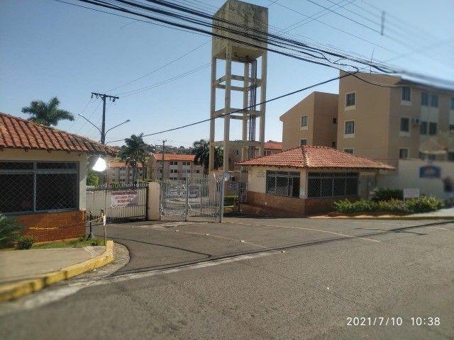 Monte Castelo/Financia/Próx.Centro/Apart 2 quartos/Armário Embutid/Cozinha Americana - Foto 14