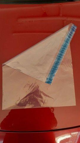 Embalagem plástica com borda adesiva - Foto 3