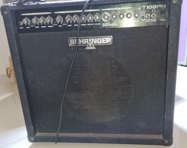 Caixa de som para instrumentos - Foto 3