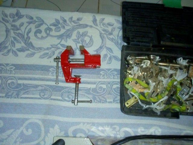 Oportunidade de negócio máquina de copiar chaves e assessórios  - Foto 6