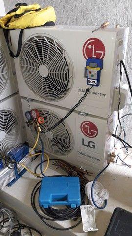 Ar condicionado (leandro) * Instalação, higienização e manutenção! - Foto 6