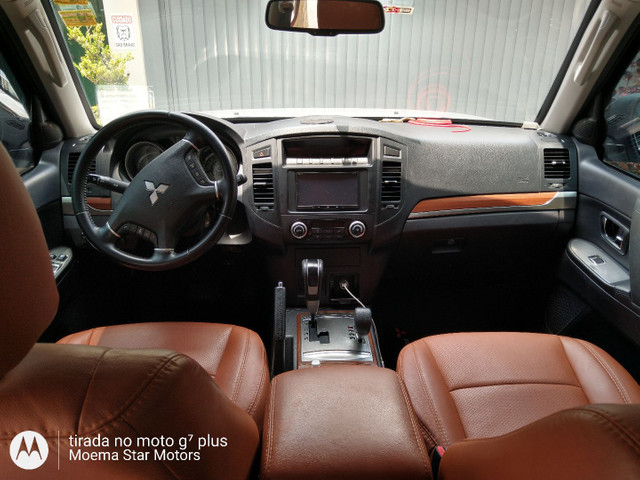 Pajero Full Hpe Gasolina 3.8 7 Lg Blindado Bss 2011 Novissimo Oportunidade Imperdivel - Foto 20