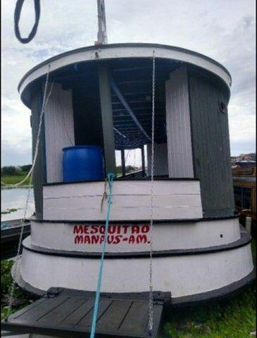 Barco pronto para negócio  - Foto 5
