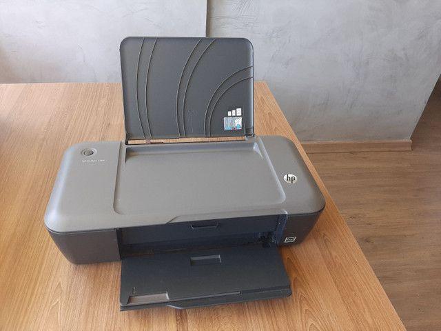 Impressora hp deskjet 1000 - Foto 2