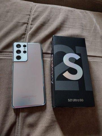 Samsung s21 ultra com NF - Foto 2