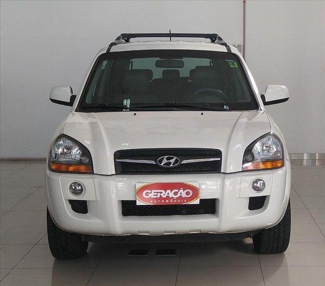 Hyundai Tucson 2.0 Mpfi Gls 16v 143cv 2wd - Foto 2
