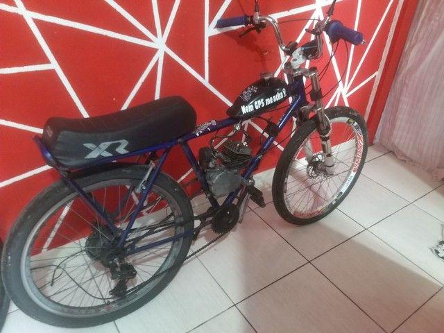 Bicileta motorizada  - Foto 2