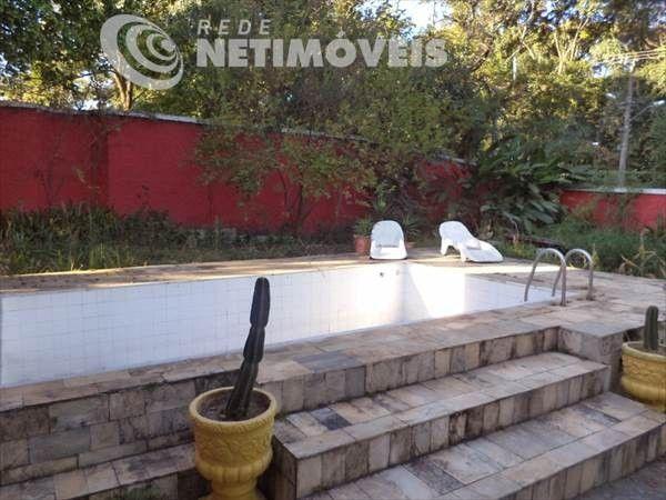 Casa à venda com 4 dormitórios em Braúnas, Belo horizonte cod:545923 - Foto 7