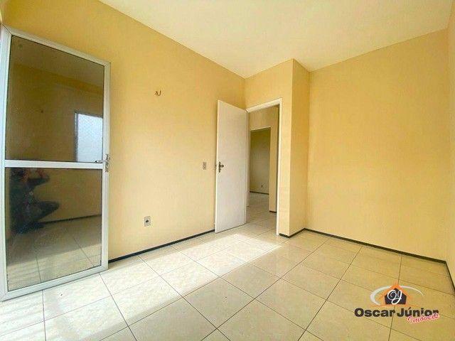 Apartamento com 3 dormitórios à venda, 64 m² por R$ 198.000,00 - Vila União - Fortaleza/CE - Foto 20