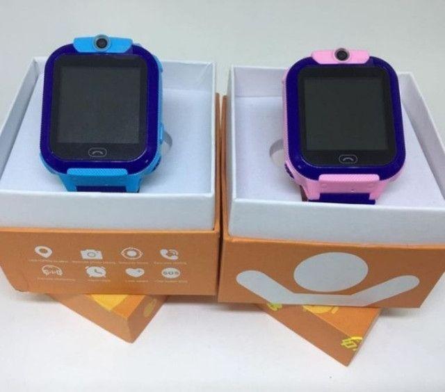 Relógio Celular Smartwatch Infantil