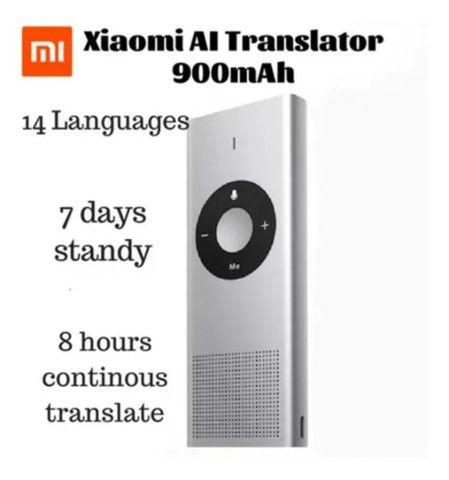 Muama Enence tradutor 40 linguas por voz - Foto 2