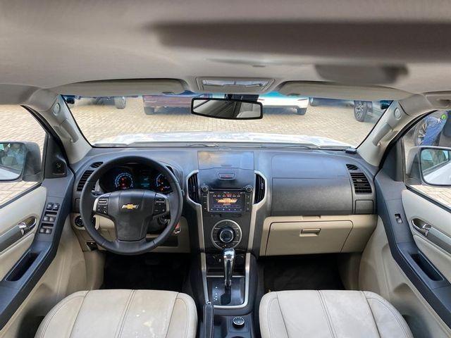GM - CHEVROLET TRAILBLAZER Chevrolet TRAILBLAZER LTZ 2.8 4x4 Diesel 7 lugares - Foto 4
