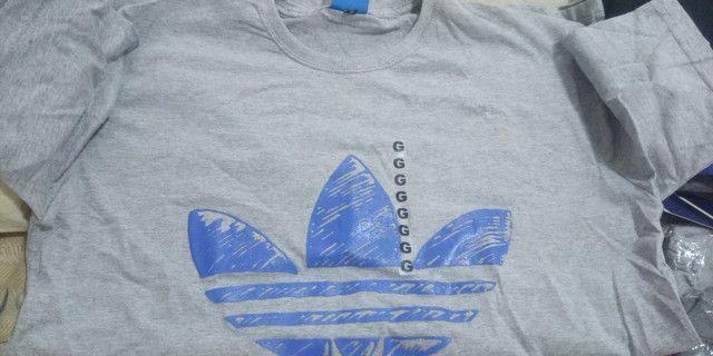 Kit camisas Malha Premium - Foto 4