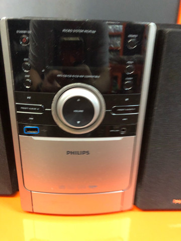 Micro System Philips MCM 166 - Foto 5