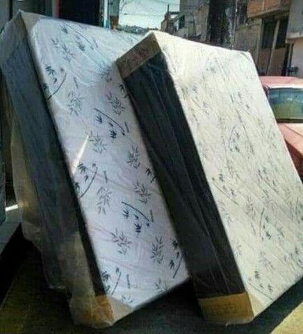 Cama Box Casal Conjugada Ortopédico Bambu premium - Foto 3
