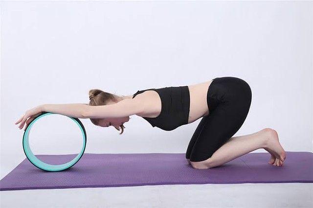 Roda para Pilates e Yoga - Magic Wheel - Arktus - Nova - Foto 3