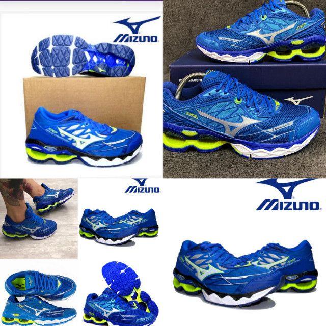Tênis Esportivo Casual Caminhada Original Waver Mizuno - Foto 6