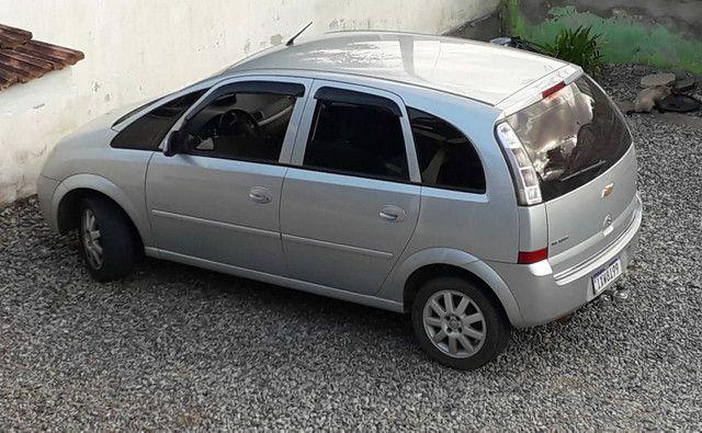 Meriva 2011 TROCO por carro de MENOR VALOR  ou terreno