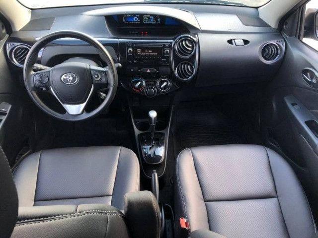 Etios 1.5 Sedan X Plus Aut 16v 2020 - Foto 3