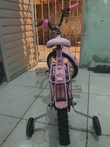 Bicicleta Aline aro 16 245,00 i bike e cemi nova - Foto 3