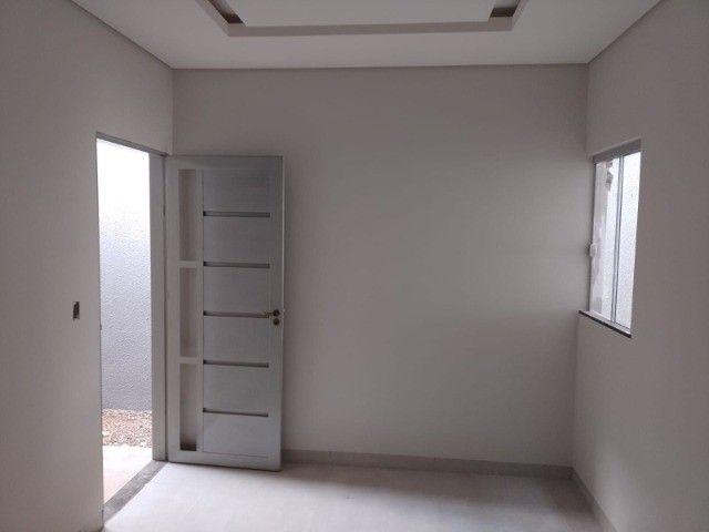 Casa nova com acabamento fino, no bairro Figueiras do Park! - Foto 2