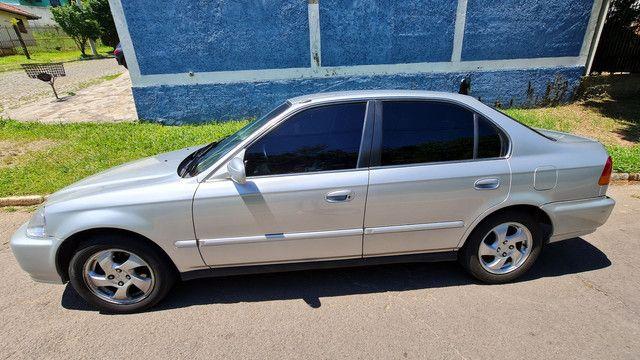 Civic ex manual raridade  - Foto 5