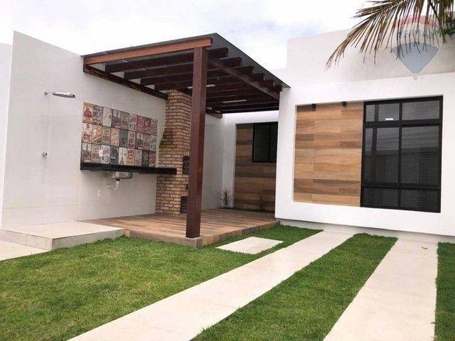Casa com 3 dormitórios no Luiz Gonzaga à venda, 92 m² por R$ 380.000 - Luiz Gonzaga - Caru