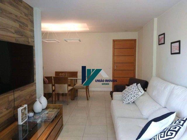 Apartamento montado, próximo ao largo do marrão, com lazer completo, 3 qts 1 suíte 1 vaga - Foto 2