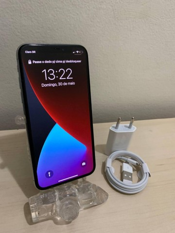iPhone X silver 64gb - Foto 2