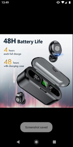 Fone Bluetooth Hi-Fi Sound - Foto 5