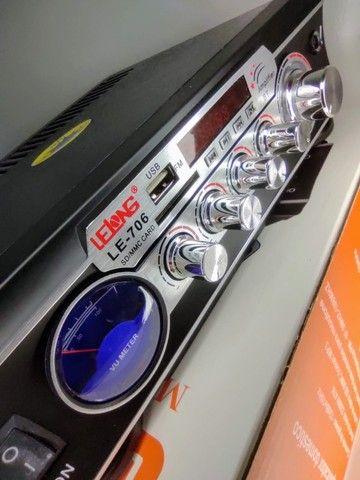 Amplificador estéreo - Foto 2