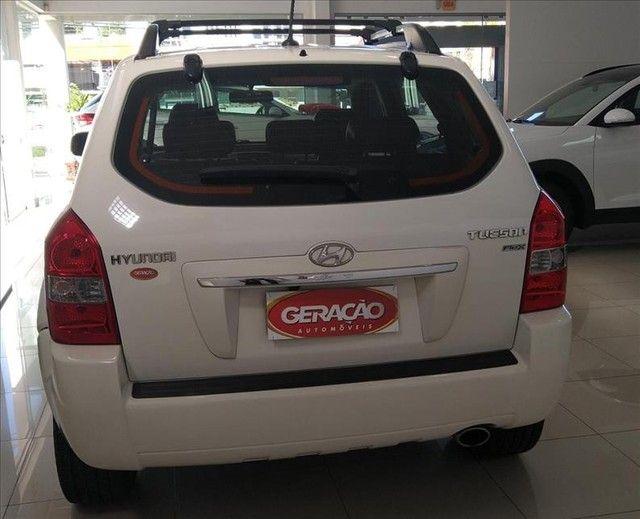 Hyundai Tucson 2.0 Mpfi Gls 16v 143cv 2wd - Foto 10