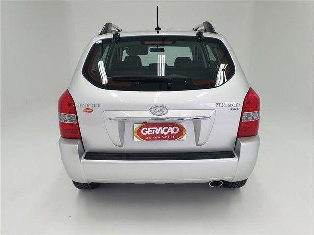 Hyundai Tucson 2.0 Mpfi Gls 16v 143cv 2wd - Foto 9