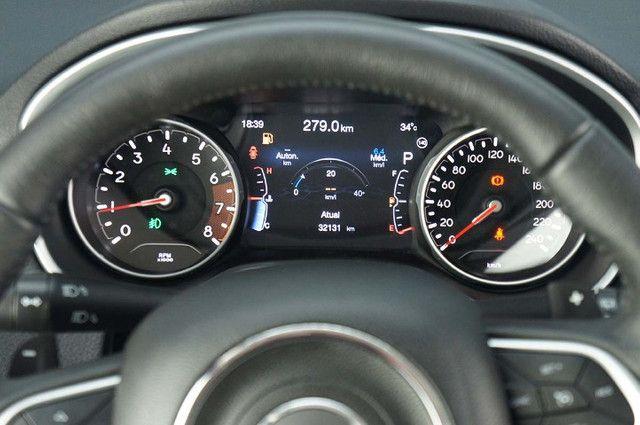 Jeep Compass 2.0 16v Flex Longitude Automático 2020 32.900 Km - Foto 14