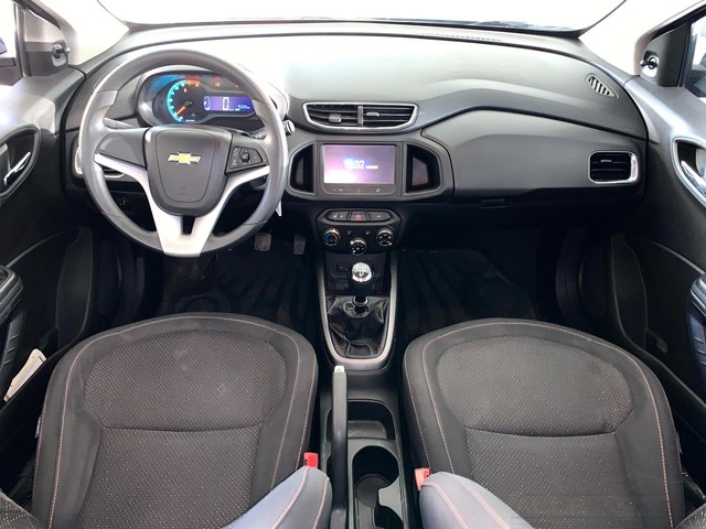 Chevrolet Onix HATCH LT 1.4 8V FlexPower 5p Mec. - Foto 10