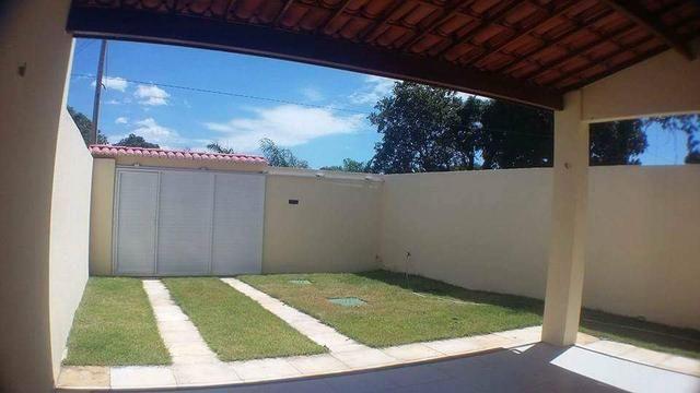 Casas planas no Eusébio, 3 quartos 2 Suites 4 vagas - Foto 7