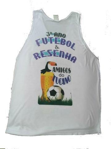 Camiseta Personalizada Sublimada - Foto 5