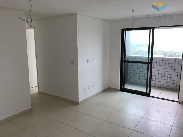 Ed. Liberty Apartamento residencial à venda, Serraria, Maceió.