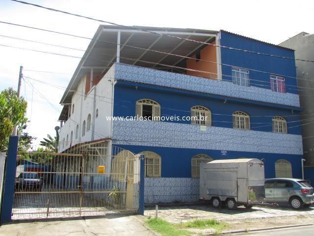 Apartamentos de 02 quartos centro de Jacaraípe, a 100 metros da praia.Cond. R 50,00
