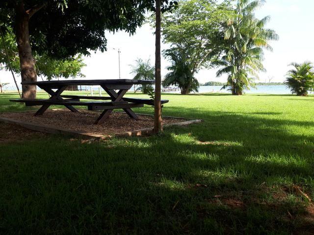 Chacara na beira do lago para locação r$ 400.00