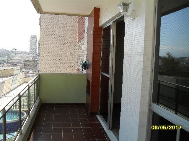 Alugo apartamento - Centro - Nova Iguaçu - RJ - Foto 3