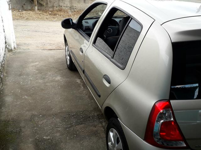 Renault Clio Expression praticamente zero, versão mais completa - Foto 6