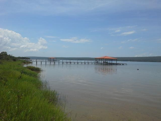 Excelente Área de 51 mil m² C/ 70 metros Beira Lago Km 29 Estrada Lajeado