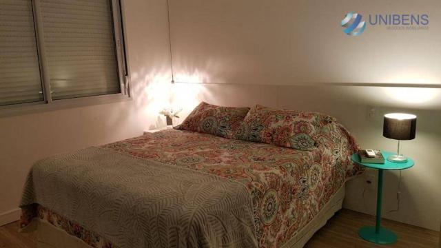 Apartamento mobiliado à venda, cachoeira do bom jesus, florianópolis, marine home resort. - Foto 12