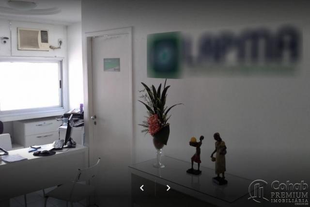 Sala no centro medico jose augusto barreto, bairro: são jose