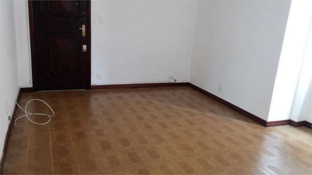 Tijuca Metrô Saens Pena 1 quarto e sala amplo, agende visita - Foto 3