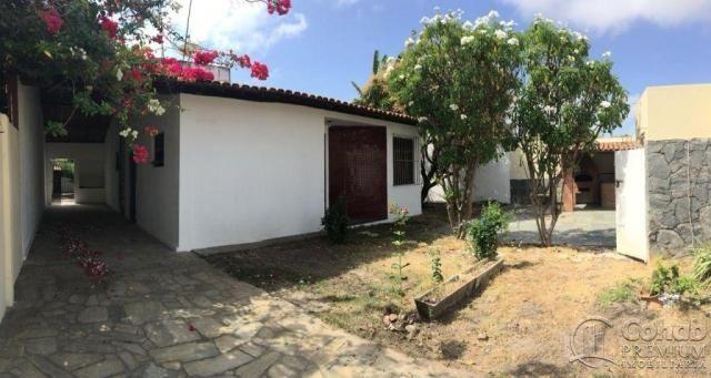 Casa na coroa do meio com quintal - Foto 6