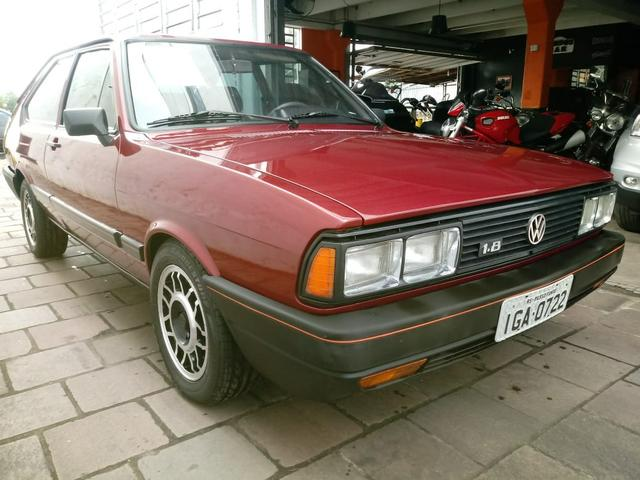 Passat Gts 1.8 Pointer estado impecável todo original ano 1989 - Foto 3