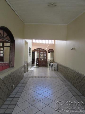 Casa não mobiliada, no bairro salgado filho com 390m²